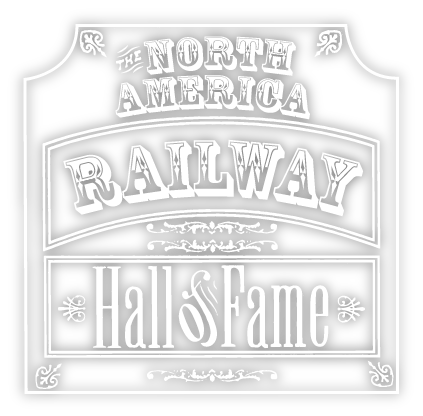 north america railway hall of fame logo