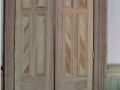 A Replicated Door, ready to be finished