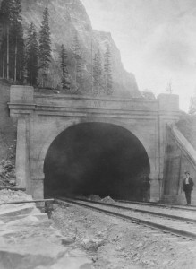 The Connaught Tunnel