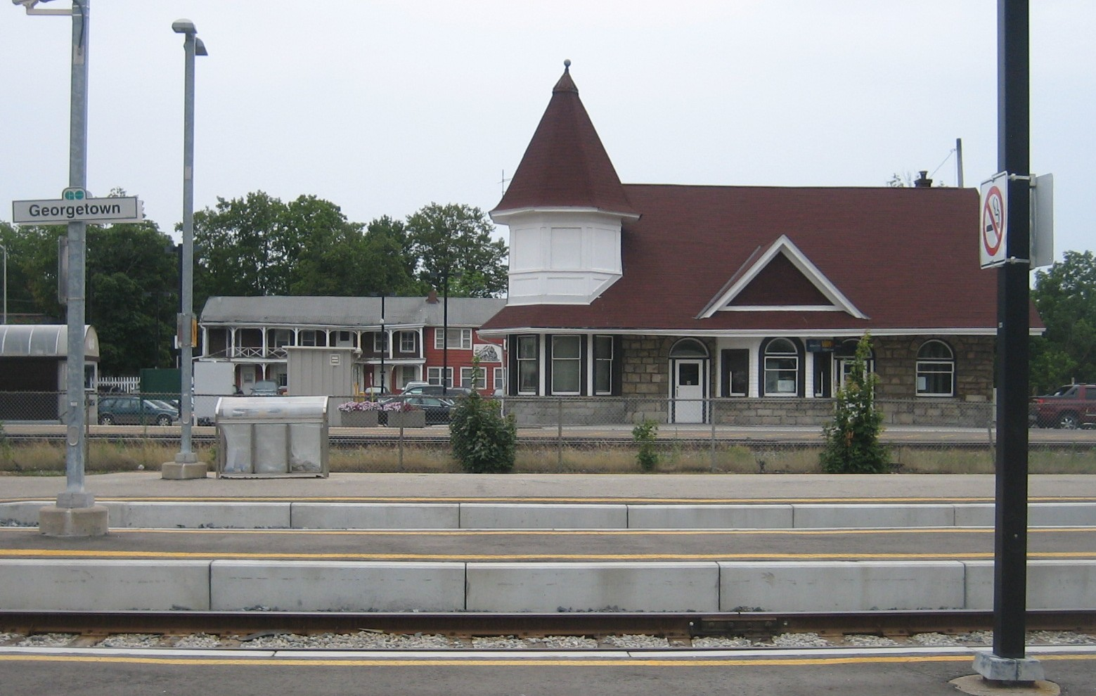 Canadian National Railway Station