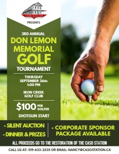 Golf Tournament Poster (1)